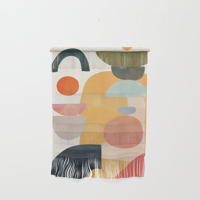 Modern Abstract Art 70 Wall Hanging