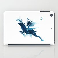 archer iPad Cases featuring Elf Archer by Freeminds