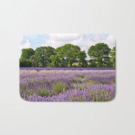 Hampshire Lavender Fields Bath Mat