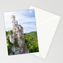 Lichtenstein castle Stationery Cards