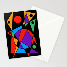 Abstract #85 Stationery Cards