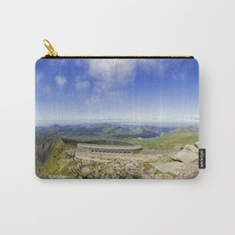 Snowdon Cafe Carry-All Pouch