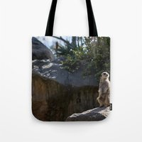 model Tote Bags featuring Model by Nicole Stamsek