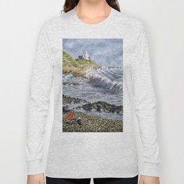Mumbles Point Long Sleeve T-shirt