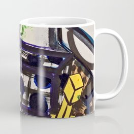Nature Cubes Coffee Mug