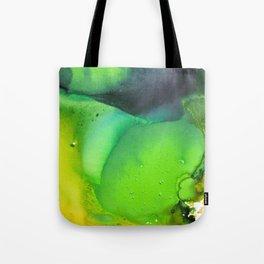 BLENDED SPRINGTIME Tote Bag