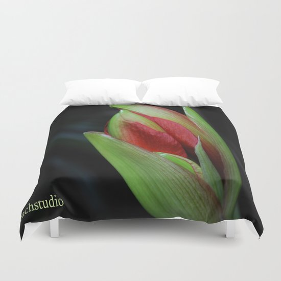 Open Up Beautiful Duvet Cover