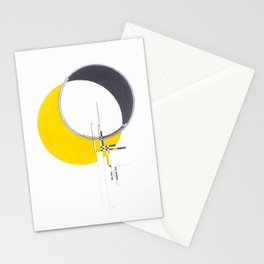 Composition #2 Stationery Cards