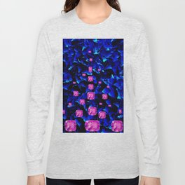 SEPTEMBER PINK SAPPHIRE GEM BIRTHSTONE Long Sleeve T-shirt
