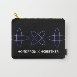 TXT - Crown - Tomorrow X Together Logo Carry-All Pouch