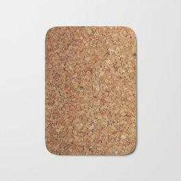 Towel thick Cork imitation Badematte