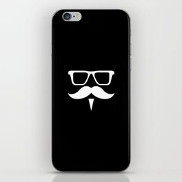 Hipster Design iPhone Skin