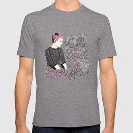 À bout de souffle - aleroundyou X f_e_l_i_x_x T-shirt