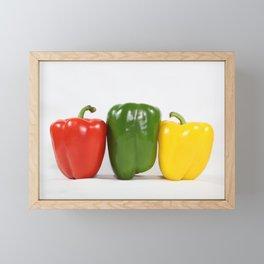 Bell Pepper Support Group Framed Mini Art Print
