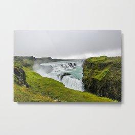 I Spy Iceland Metal Print