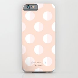 moon nude - 5c/4s/4 iPhone Case