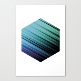 Color Box by [PE] Canvas Print