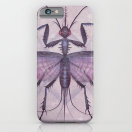 Entomology Tab. IV iPhone Case