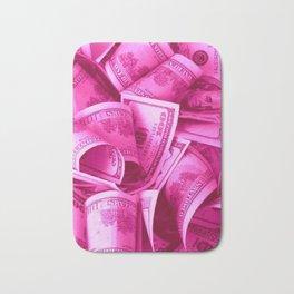 Pink Barbie Benjamins Bath Mat