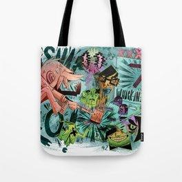 Scott Pilgrim, Fan Art Tote Bag