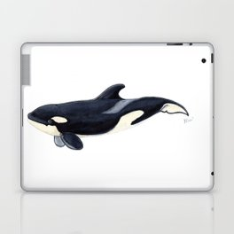 Baby orca Laptop & iPad Skin