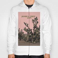 pink joshua tree Hoody