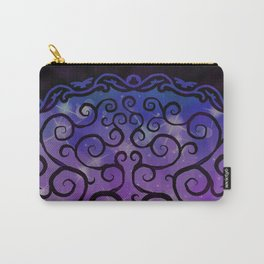 Tree of Life - Hot Pink Carry-All Pouch