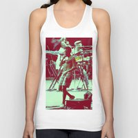 childish gambino Tank Tops featuring Gambino by bryantwashere