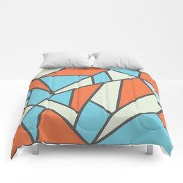 Geometric Colour Pattern V3 Comforters