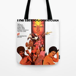 The Tattoo Connection Tote Bag