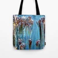 antique Tote Bags featuring Antique by Anne Seltmann