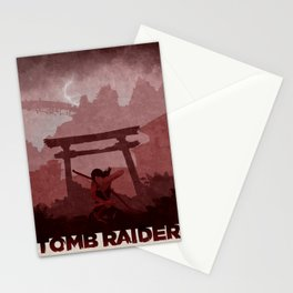 Tomb Raider (2013) Stationery Cards