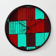 Import / Export Wall Clock
