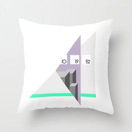101952 Throw Pillow