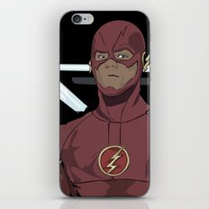 My name is Barry Allen iPhone & iPod Skin