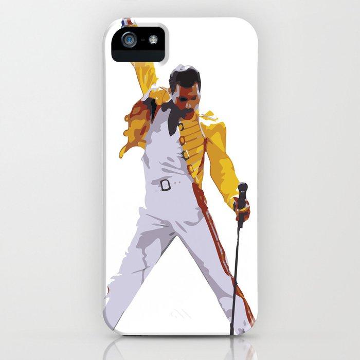 Queen Mercury iPhone Case
