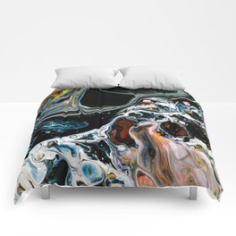 Abstract Melt X Comforters