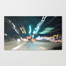 Clouded Mind Canvas Print