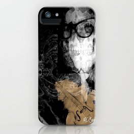 Placating My Mother iPhone Case