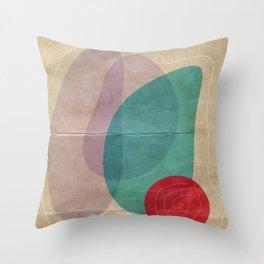 Hinkelsteine II Throw Pillow