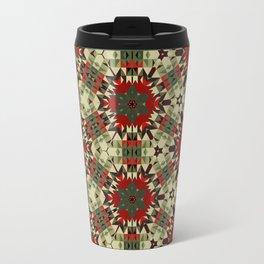 Holiday Abstracts 1 Travel Mug