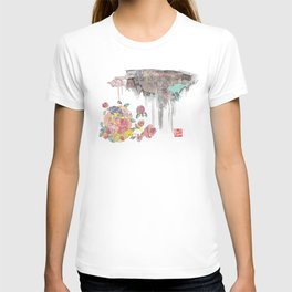 BLOSSOMING T-shirt