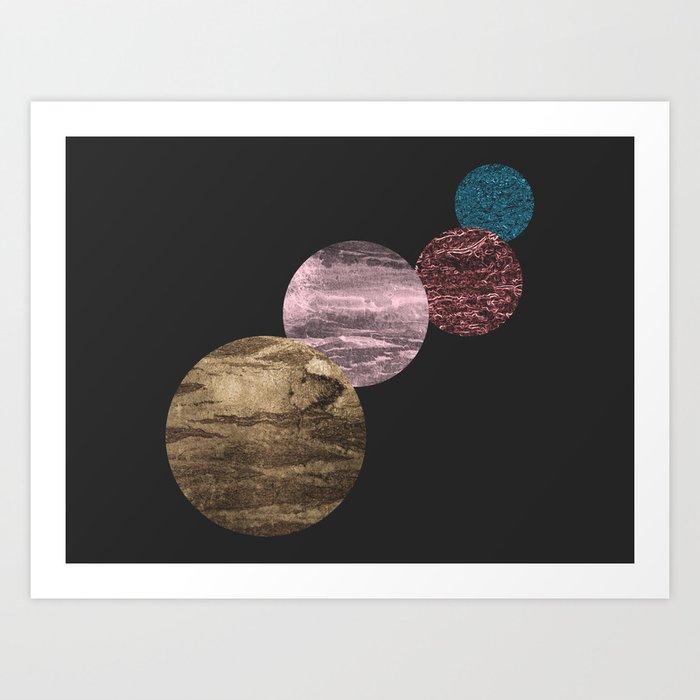 Digital Kut - Autres Mondes Art Print