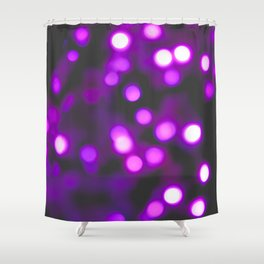 Uncertainty  Shower Curtain
