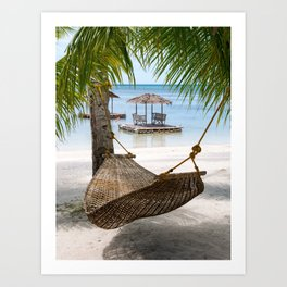 Siquijor Island, Philippines Art Print
