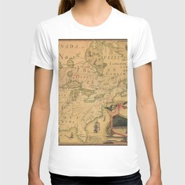 Northenmost America 1688 T-shirt