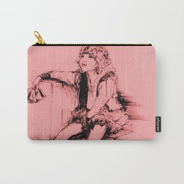 Just An Itch Carry-All Pouch