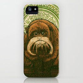 Only Emperors iPhone Case