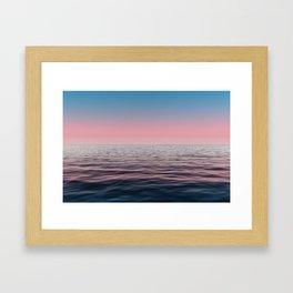 Trans Pride Framed Art Print