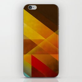 Jazz Festival 2012 (Number 2 in a series of 4) iPhone Skin
